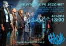 Koncert pamięci Wiesia Buchcica - Pałacyk Zielińskiego, 4.01.2014