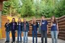 Śpiewamy w słowackim schronisku górskim - 13.08.2014